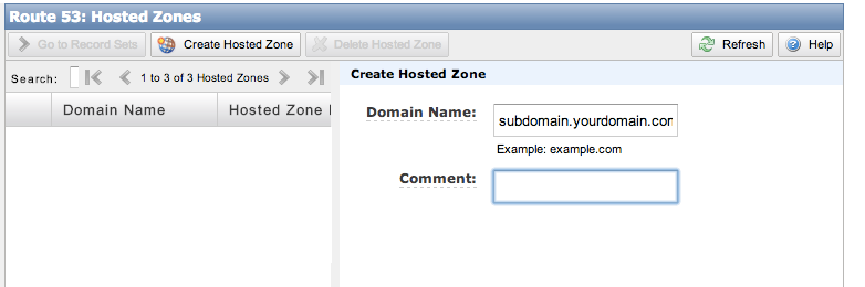 Redirect a Subdomain to Route 53 from GoDaddy – SEF Industries